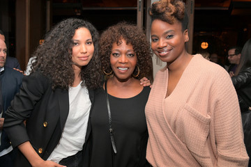 Jurnee Smollett Alfre Woodard Hosts Special Screening of 'Mudbound'