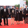 Jury President Lucrecia Martel 'La Vérité' And Opening Ceremony Red Carpet Arrivals - The 76th Venice Film Festival