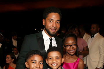 Jussie Smollett 48th NAACP Image Awards - Backstage and Audience