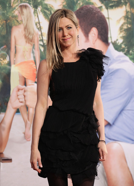 Actress Jennifer Aniston attends the 'Meine Erfundene Frau' (Just go with it) Germany Premiere at CineStar on February 21, 2011 in Berlin, Germany.