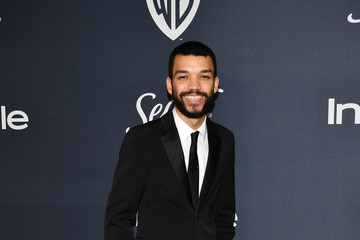 Justice Smith 21st Annual Warner Bros. And InStyle Golden Globe After Party - Arrivals