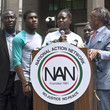 Al Sharpton and Jahvaris Fulton Photos