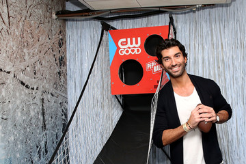 Justin Baldoni BuzzFeed and The CW's 'Riverdale' Presents Pep & Rally