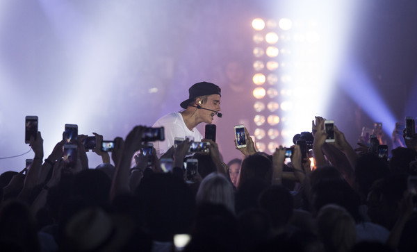 Calvin Klein Jeans Host Event With Special Appearance By Justin Bieber & J Park