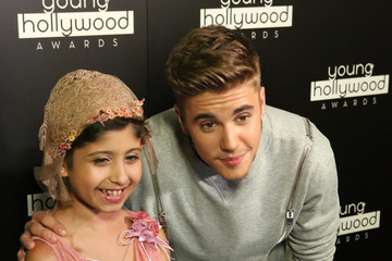 Justin Bieber Inside the Young Hollywood Awards