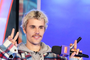 "Justin Bieber Justin Bieber Storms MTV's ""Fresh Out Live"" and Makes a Superfan's Dreams Come True"