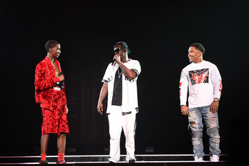 Justin Combs Puff Daddy and Bad Boy Family Reunion Tour at Madison Square Garden