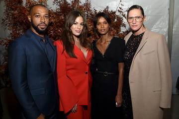 Justin Ervin Glamour 2017 Women Of The Year Awards - Dinner Presented By SoFi, Held At Skylight At Kings Theater