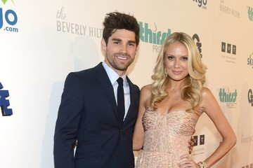 Justin Gaston Melissa Ordway Arrivals at the Thirst Project's 4th Annual Gala