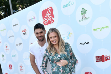 Justin Gaston Melissa Ordway Step 2 Presents 6th Annual Celebrity Red CARpet Safety Awareness Event