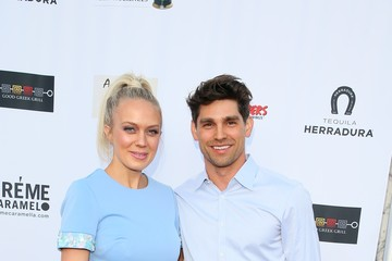 Justin Gaston Melissa Ordway The National Academy Of Television Arts & Sciences' 2018 Daytime Emmy Nominee Reception