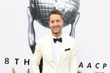 Justin Hartley 48th NAACP Image Awards -  Arrivals