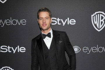 Justin Hartley The 2017 InStyle and Warner Bros. 73rd Annual Golden Globe Awards Post-Party - Red Carpet