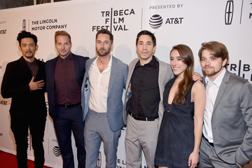 Justin Long 'Literally, Right Before Aaron' Premiere - 2017 Tribeca Film Festival