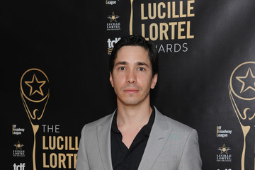 Justin Long The 30th Annual Lucille Lortel Awards - Press Room