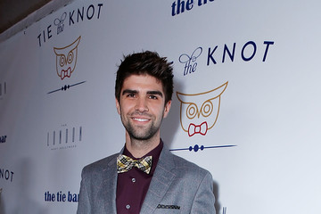 Justin Mikita The Launch Of Tie The Knot, A Charity Benefitting Aarriage Equality Through The Sale Of Limited Edition Bowties - Red Carpet