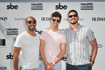 Justin Mikita Republic Records & SBE Host The Hyde Away, presented By Hudson and Bare Minerals - Day 1