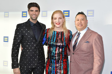 Justin Mikita The Human Rights Campaign 2019 Los Angeles Dinner - Arrivals