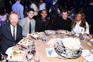 Justin Mikita Good Shepherd Services Spring Party 2015 Hosted By Isaac Mizrahi