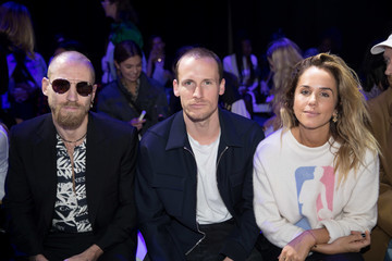 Justin O'Shea Double Rainbouu - Front Row - Mercedes-Benz Fashion Week Australia 2017