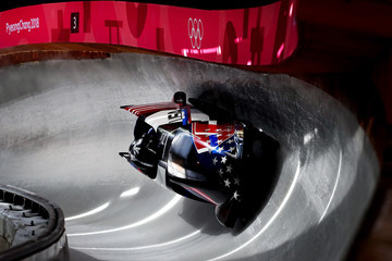 Justin Olsen Around the Games: Day 14 - Winter Olympic Games