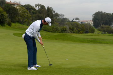 Justin Rose Genesis Open - Round One