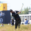 Justin Rose The 149th Open - Day Two