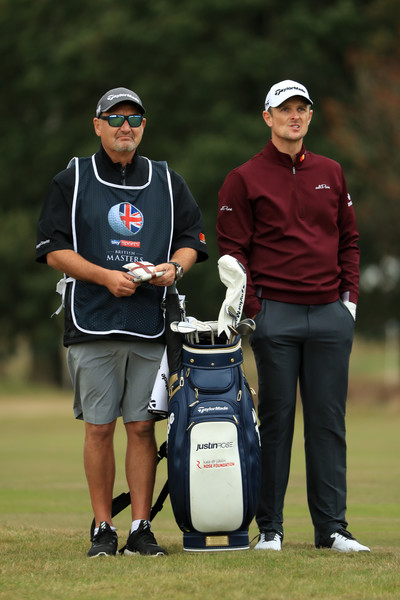 Sky Sports British Masters - Day One []