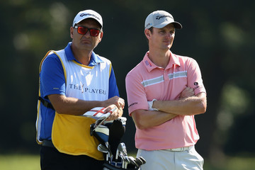 Justin Rose Mark Fulcher The Players Championship: Round 1