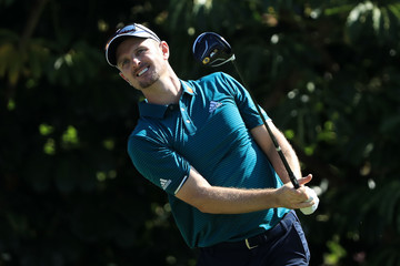 Justin Rose Sony Open In Hawaii - Round Two