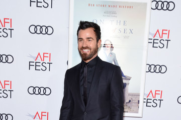 Justin Theroux AFI FEST 2018 Presented By Audi - Opening Night World Premiere Gala Screening Of 'On The Basis Of Sex' - Arrivals