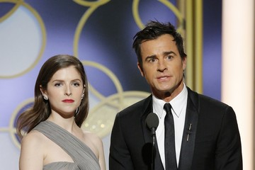 Justin Theroux 74th Annual Golden Globe Awards - Show