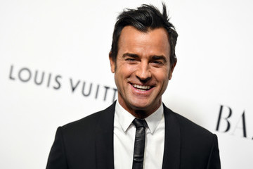 Justin Theroux An Evening Honoring Louis Vuitton and Nicolas Ghesquiere