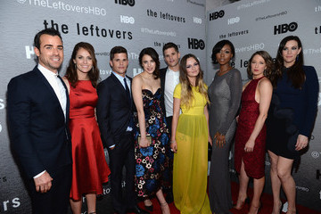 Justin Theroux 'The Leftovers' Premieres in NYC