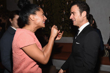 Justin Theroux Golden Globe Award Season Celebrated — Part 4