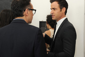 Justin Theroux Variety Emmy Studio - Day 1