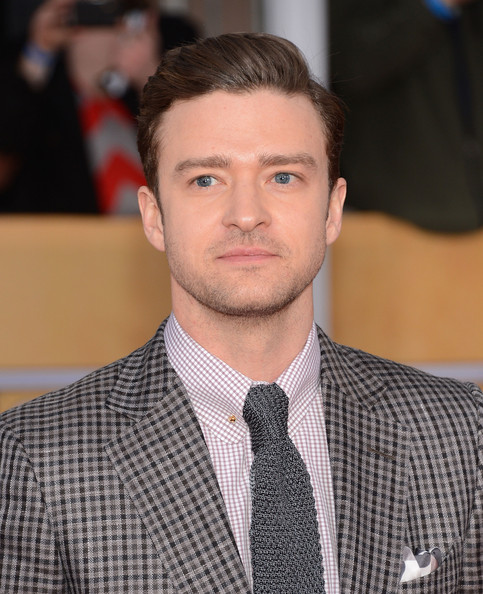 Justin Timberlake - 19th Annual Screen Actors Guild Awards - Arrivals