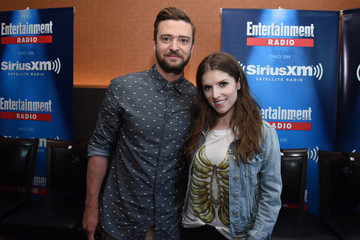 Justin Timberlake SiriusXM's Entertainment Weekly Radio Channel Broadcasts From Comic-Con 2016 - Day 1