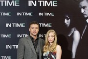Justin Timberlake and Amanda Seyfried Photos Photo
