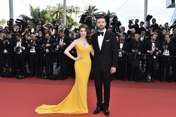 Justin Timberlake Anna Kendrick 'Cafe Society' & Opening Gala - Red Carpet Arrivals - The 69th Annual Cannes Film Festival