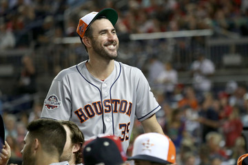 Justin Verlander 89th MLB All-Star Game, Presented By Mastercard