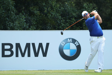 Justin Walters The BMW South African Open Championship - Day Three