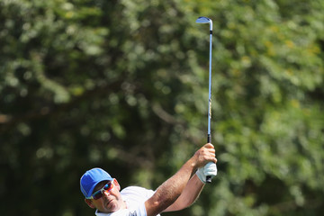 Justin Walters The BMW South African Open Championship - Day Two