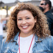 Justina Machado Women's March Action: March 4 Reproductive Rights