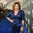 Justina Machado 25th Annual Critics' Choice Awards - Red Carpet