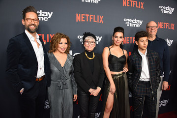 Justina Machado Premiere Of Netflix's 'One Day At A Time' Season 2 - Red Carpet
