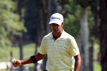Jyoti Randhawa Hong Kong Open - Day Three