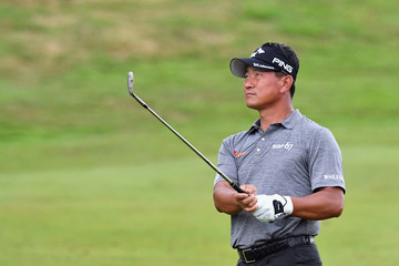 K.J. Choi ISPS Handa New Zealand Golf Open - Day 1