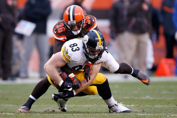 K'Waun Williams Pittsburgh Steelers v Cleveland Browns