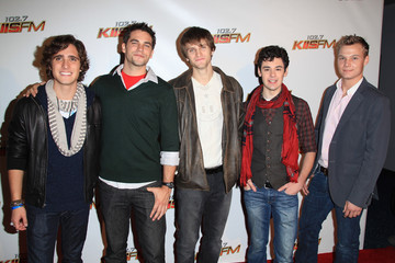 Diego Boneta KIIS FM's Jingle Ball 2010 - Arrivals